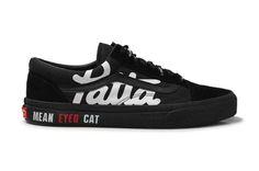 """Patta x BEAMS x Vans Old Skool """"Mean Eyed Cat"""""""