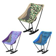 Folding Fishing Chair Aluminum with Bag Portable Durable Oxford Fabric Chairs for Outdoor Camping Picnic Beach BBQ