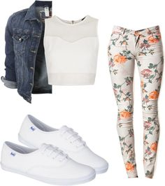 """spring time!"" by ohimbofosho on Polyvore"