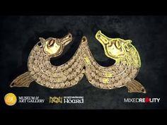 Staffordshire Hoard - Horse Mount - YouTube