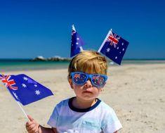 AUSTRALIA DAY - January 26, 2020 | National Today Australia Day Date, Australia For Kids, Happy Australia Day, Open Back Prom Dresses, Cheap Prom Dresses, Australia Day Celebrations, Shrimp On The Barbie, Australian Slang, Formal Dresses Online