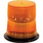 6 Amber LED Strobe Light