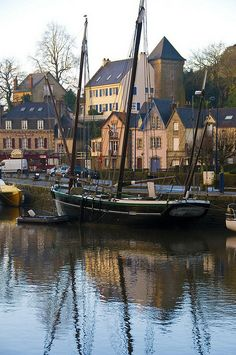 Pont Aven - Brittany
