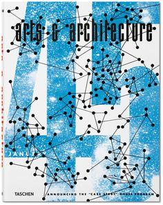 Arts & Architecture, 1945-1949 / [directed and produced by Benedikt Taschen ; introduction David Travers ; editors John Entenza, David Travers]. Signatura: 733 AAA  Na biblioteca: http://kmelot.biblioteca.udc.es/record=b1524956~S1*gag
