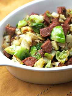 How To Make The Best Carb Free Hash and Chance To Win A Sausage Sampler
