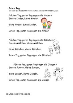 Meine Familie | Frei DAF worksheets - add umlaut to dünne