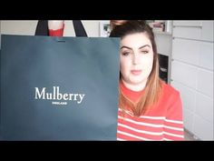 39efedc1b4fc0 UNBOXING LONDON MULBERRY BAYSWATER NEW HANDBAG REVIEW.