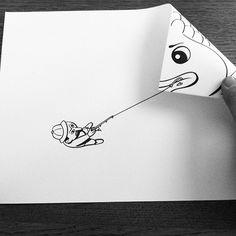 Prospettiva e creatività: HuskMitNavn   PICAME