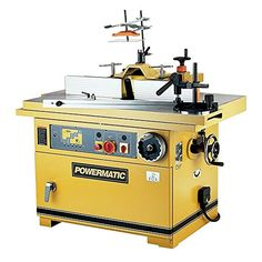 Powermatic 1791284 Tilt Slide Shaper with Sliding Table (Woodworking)
