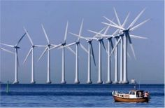 When there is a will, there IS a way; Denmark announced its national intentions last week to reduce overall energy consumption in the country by 12% in the next 7 years–and intends to generate 50% of its electricity needs with wind power by 2050.