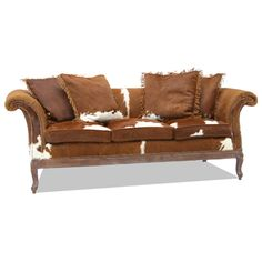 Old Hickory Tannery 7940-03  Sofa available at Hickory Park Furniture Galleries