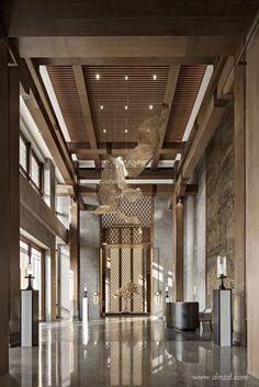 集艾设计: 新城玺樾销售中心