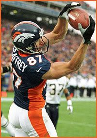 87- Ed McCaffrey, Wide Receiver 1995-2003