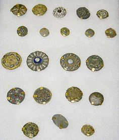 Buttons, ca. 1775 French