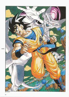 "Dragon Ball Daizenshuu 01 Le Grand Livre De Dragon Ball - FR 10/1996 Scans by ""nuage magic"". Web collection provided by: www.kamisama.com.br"