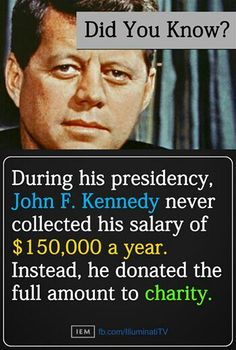 http://www.history.com/news/history-lists/10-things-you-may-not-know-about-john-f-kennedy