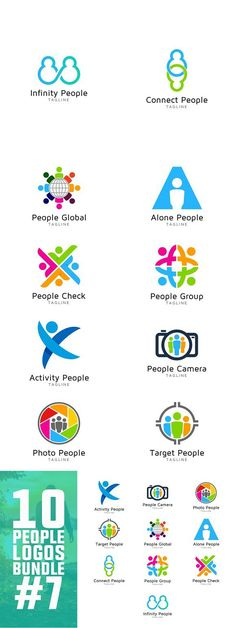 47 great community logo images community logo visual identity rh pinterest com