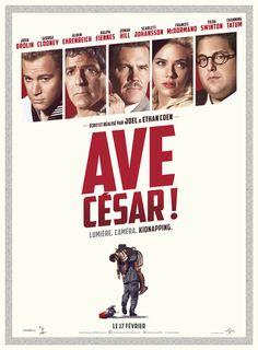 Ave, César ! : le nouveau film des frères Coen s'affiche avec George Clooney et Scarlett Johansson (PHOTO) - news télé