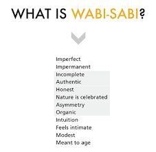 Resultado de imagen para wabi sabi graphic design