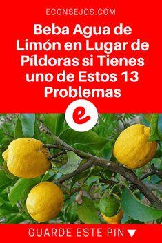 Agua de limon beneficios | Beba Agua de Limón en Lugar de Píldoras si Tienes uno de Estos 13 Problemas | Beba agua de limón en lugar de pastillas si tiene uno de estos 13 problemas.