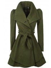 Special Designed Slim  Trench-coat