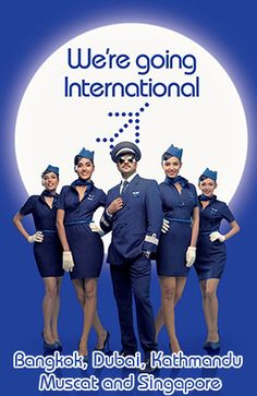 """Indigo, the low cost carrier in Indian skies"""