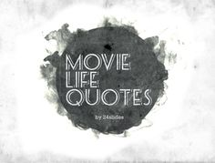 Classic movie #quotes you will always remember in a #PowerPoint presentation.