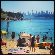 Summer in Sydney at the Beach