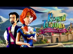 Video for Royal Trouble: Honeymoon Havoc