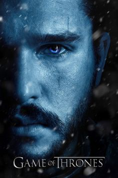 Kit Harington as Jon Snow in the Game of Thrones poster Game Of Thrones Facts, Got Game Of Thrones, Game Of Thrones Funny, Jon Snow, Winter Is Here, Winter Is Coming, Wallpapper Iphone, Game Of Throne Poster, Game Of Thrones Wallpaper