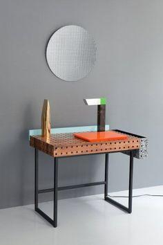 Meccano – le jeu de construction – a lancé Meccano Home, une ligne « grandeur réelle » de meubles entièrement modulables et évolutifs.