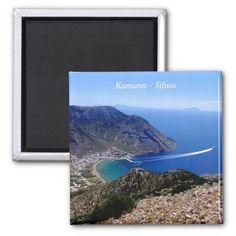 Kamares – Sifnos Magnets