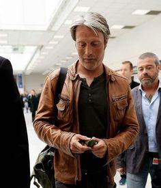Chegando a Cannes