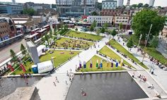 Woolwich_Squares-by-Gustafson_Porter_Landscape_Architecture-01 « Landscape Architecture Works | Landezine