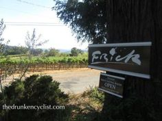 Tales From: Frick Winery, Dry Creek Valley Dry Creek, Places To Visit, California, Wineries, This Or That Questions, Outdoor Decor, Travel, Wine Cellars, Viajes