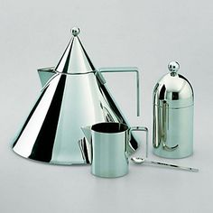 "Alessi ""Alessandro Rossi"" Water Kettle - Coffee, Espresso & Tea - Kitchen - Home - Bloomingdale's"