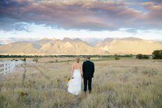 Rugged Horizon - Big Sky Weddings Photo by Dina Remi Studios