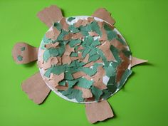 Recycled Kid Craft Projects | The Honorable Mention Preschool Blog