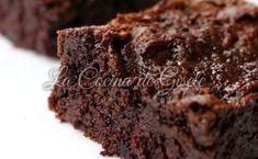 Brownie ¡con un ingrediente que ni te imaginas! | La Cocina de Gisele