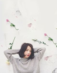 if i cut my hair really short. Medium Hair Styles, Short Hair Styles, Blue Sargent, Looks Pinterest, Girl Short Hair, About Hair, Mode Inspiration, Portrait Inspiration, Ulzzang Girl