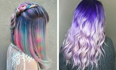 21 Pastel Hair Color Ideas for 2016   StayGlam