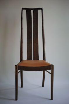 Toshio Tokunaga - High Back Chair