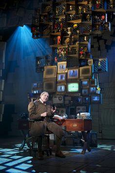 Matilda on Broadway // Miss Trunchbull steals the show