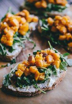 "22 Delicious Butternut Squash recipes that will have you asking the question, ""Butternut Squash, where have you been all of my life?"" Butternut Squash is a type of winter squash that grows on long trailing vines. Because it has a sweet, nutty taste with yellow skin and orange fleshy pulp (similar to that of a …"