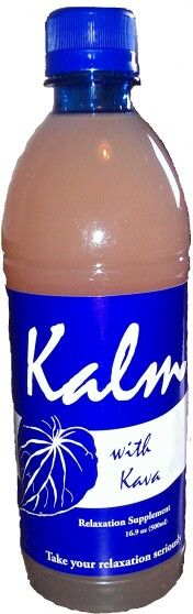 Kava goodness - Kalm with Kava www.DrinkKalm.com