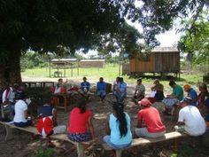 Resex Renascer - Reunião da Coordenação da GUATAMURU