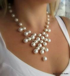 Lovely pearls.