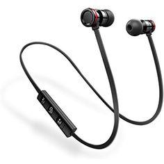 a5d93c118d9 Gadget Place F1 Black Wireless Bluetooth Earphones Earbuds Handsfree for  Sony Xperia Z1 Z2 Z3 Z3