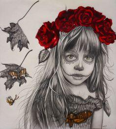 O Surrealismo Poético de Alessia Lanetti - em Obvious