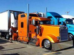 custom big rigs | custom kenworth w900